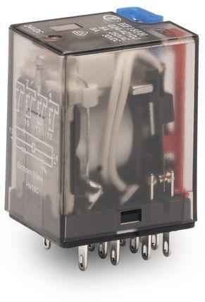 Relés electromecánicos convencionales