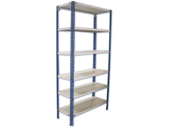 Sistema de estanterías de taller / para carga ligera / con ángulo ...