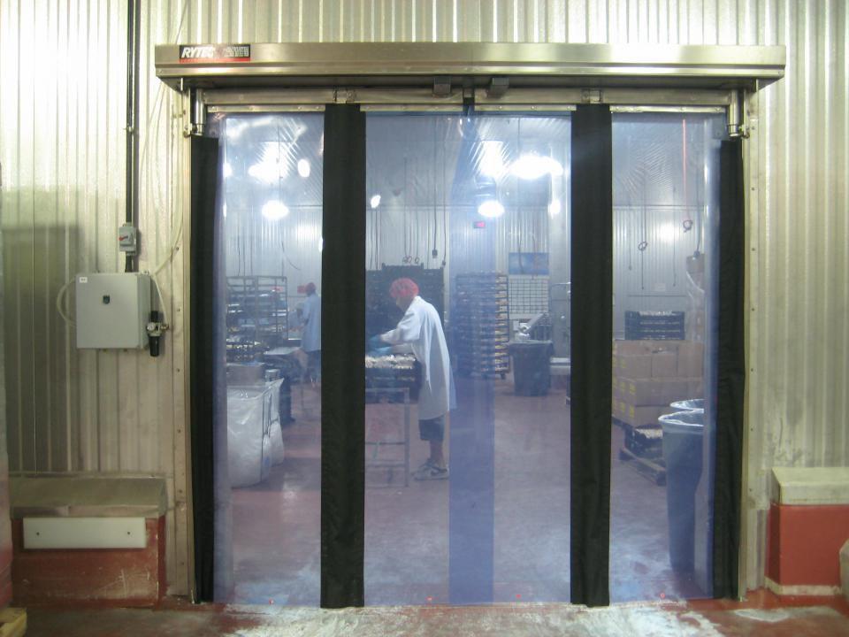 Puerta plegable / para interior / rápida - Fast-Fold® Pneumatic ...
