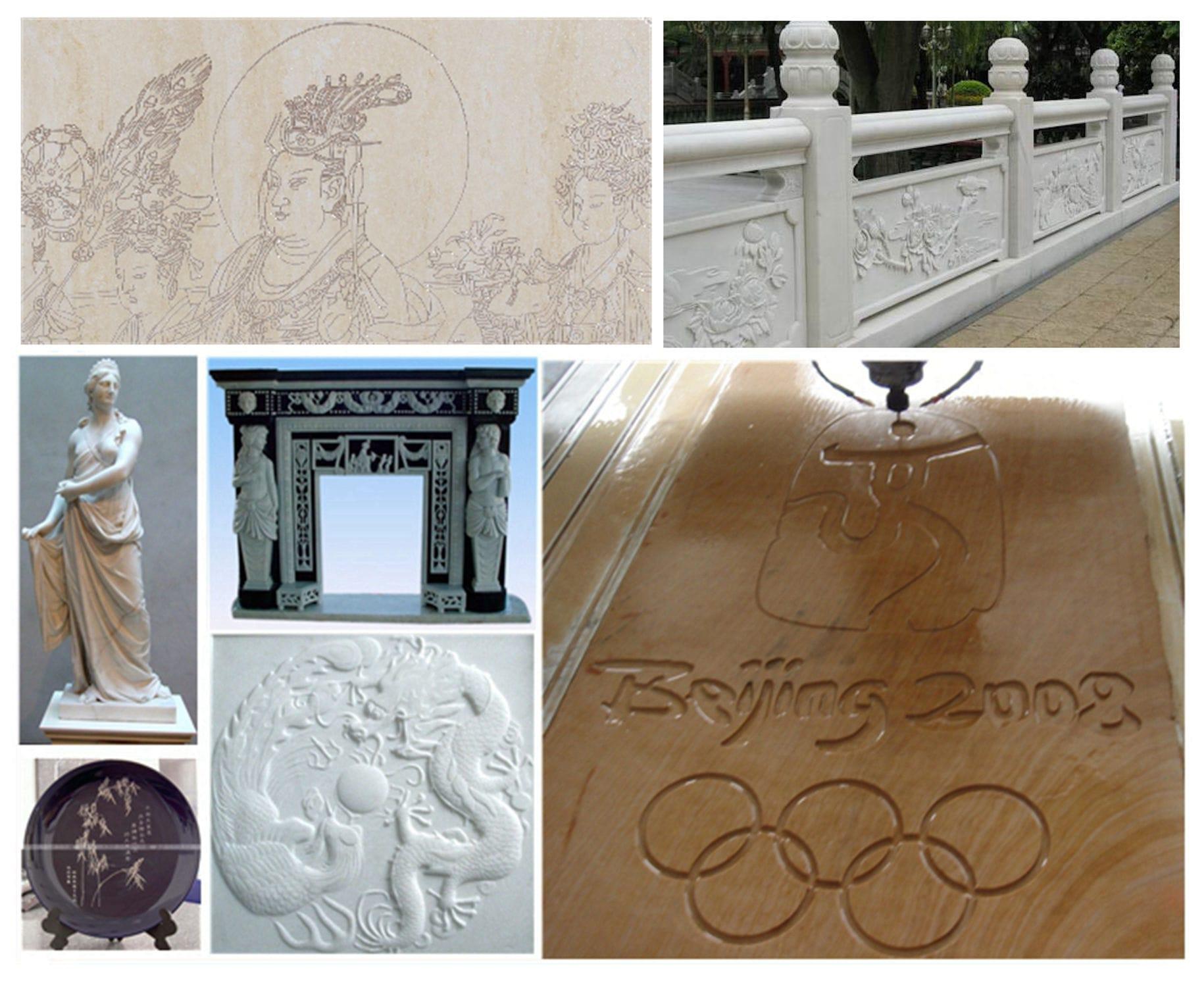 Herramienta de grabado para mármol / para granito / PCD - Beijing ...