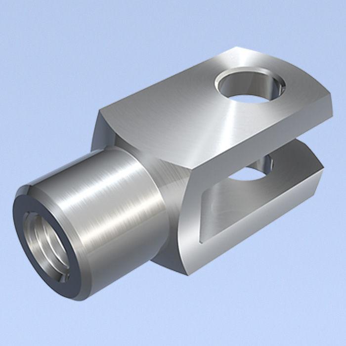 Cabeza de horquilla - DIN 71752, DIN ISO 8140, CETOP RP102P - mbo Oßwald