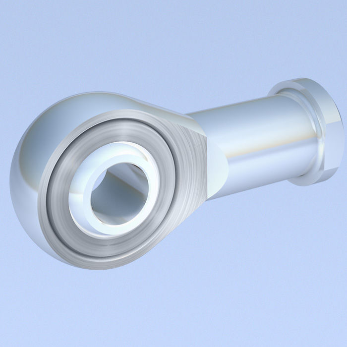 Cabeza de rótula hembra - DIN ISO 12240-4, DIN 648 - mbo Oßwald