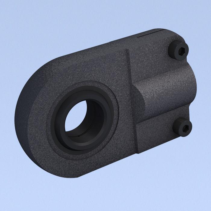 Cabeza de rótula hembra / para cilindros hidráulicos y neumáticos ...