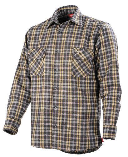 2e304ee2b1bef Camisa de trabajo   de lana   de poliéster - ALAWA BPESTONE - LAFONT