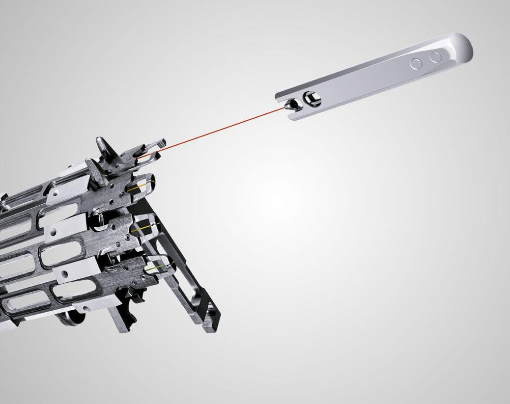 Máquina de tejer para tejidos técnicos / con proyectil - P7300HP - ITEMA