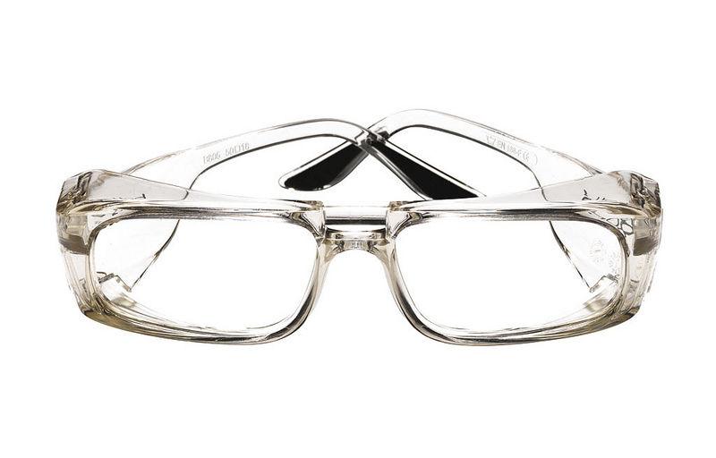 Gafas de protección graduadas / con protecciones laterales / de policarbonato , B805