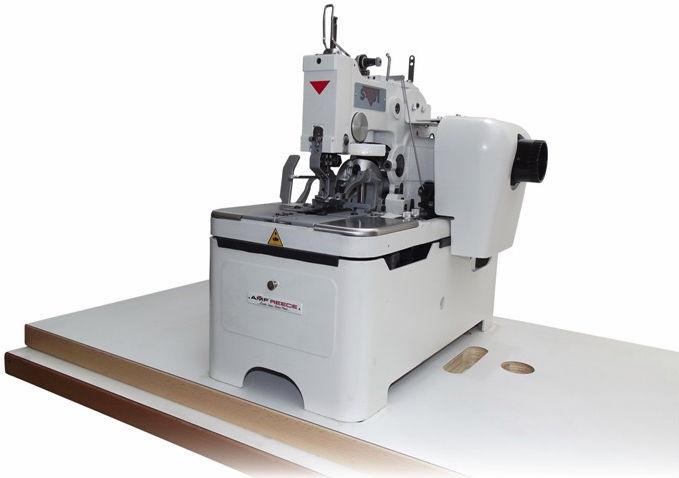 Máquina de coser ojal de arandela / de tejidos - S-101 series - AMF ...