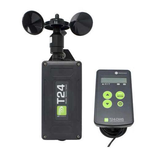 fe1e314c0 sensor de viento de cazoletas / robusto / inalámbrico - T24-WSS, T24-DWS