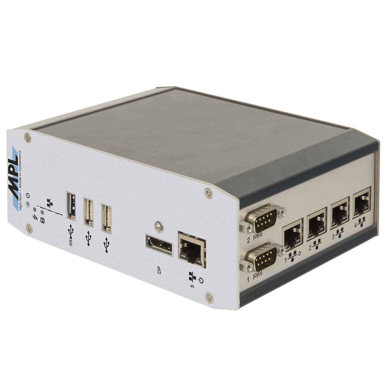 PC embarcado / box / en bastidor / de un solo bloque - CEC 11 ...