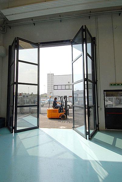 puerta plegable de vidrio para interior vidriada di puertas angel mir