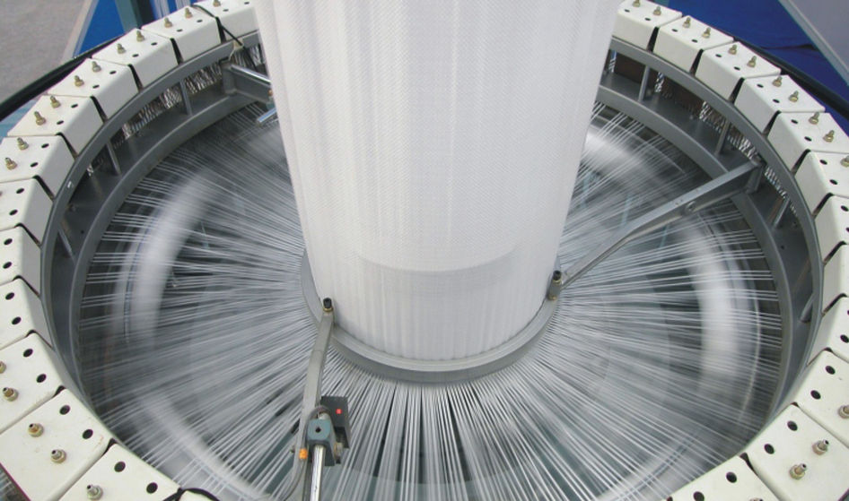 Máquina de tejer para tejido de algodón / circular - J P ...