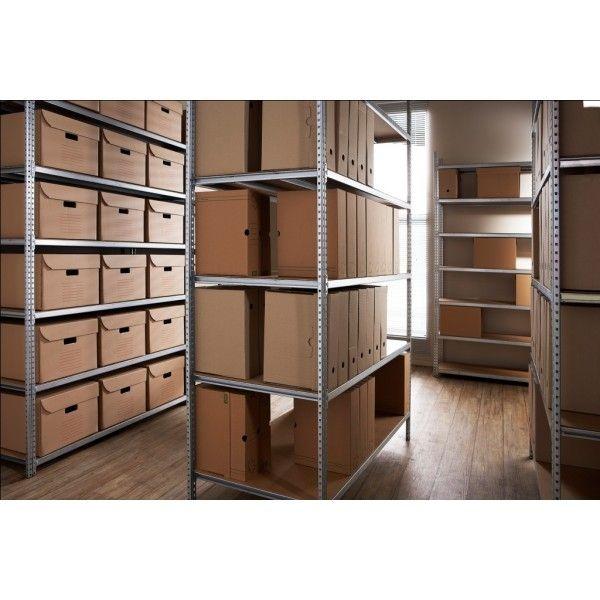 Estantes Para Archivos Oficina.Sistema De Estanterias Deposito De Almacenamiento Para Carga