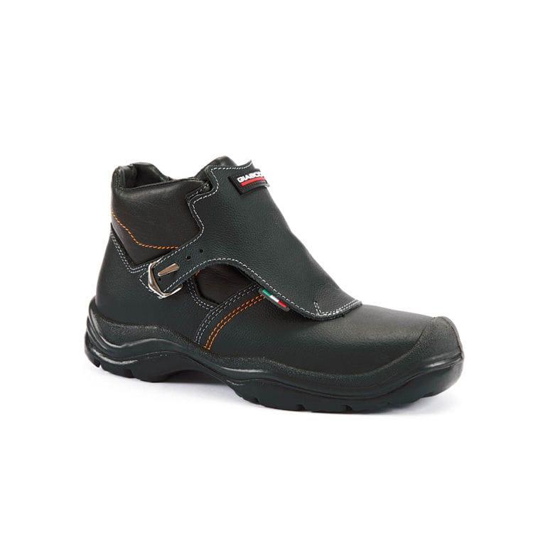 7f7f098cc0f calzado de seguridad para obra / antideslizante / S3 / de cuero - SOLDADOR  S3