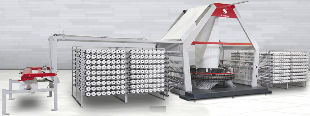 Máquina de tejer de tejido para sacos / circular - FX 10.0 ...