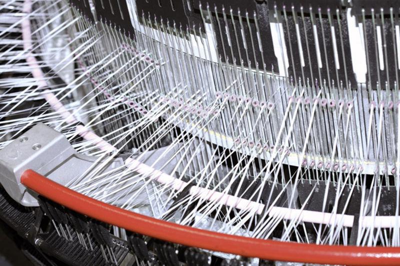 Máquina de tejer de tejido para sacos / circular - RX 6.0 ...