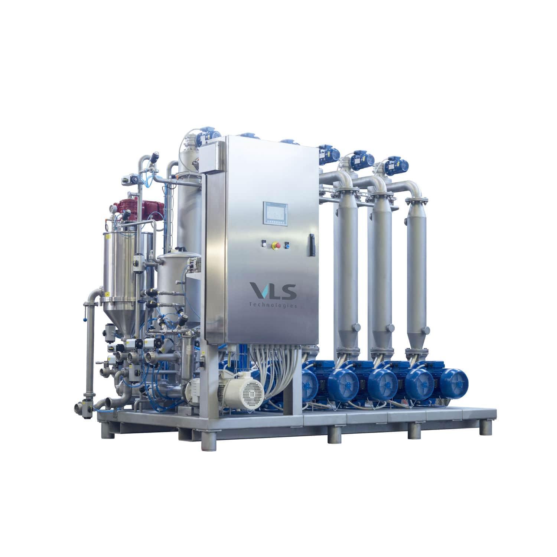 Filtro flujo transversal / de líquido / de membrana / de proceso ...