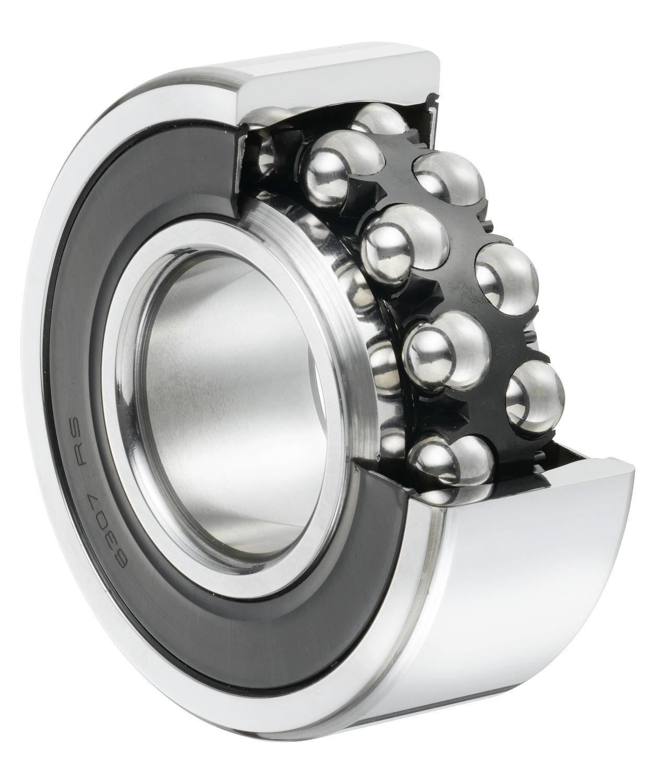 Rodamiento de bolas / de rótula / de acero - NTN-SNR
