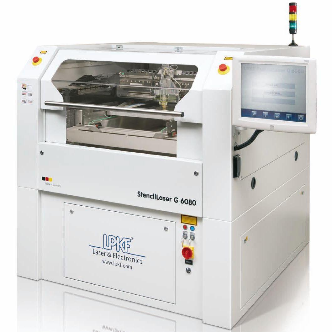 Máquina de corte láser / para material plástico / para plantilla ...