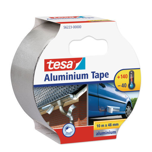 Cinta Adhesiva de Aluminio Cinta Adhesiva Aislante / de