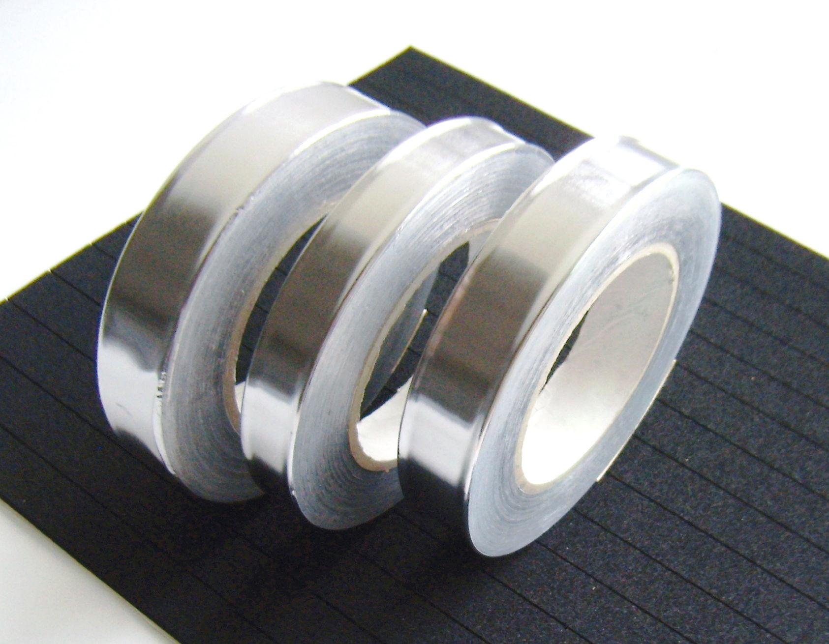 Cinta Adhesiva de Aluminio Cinta Adhesiva de Película
