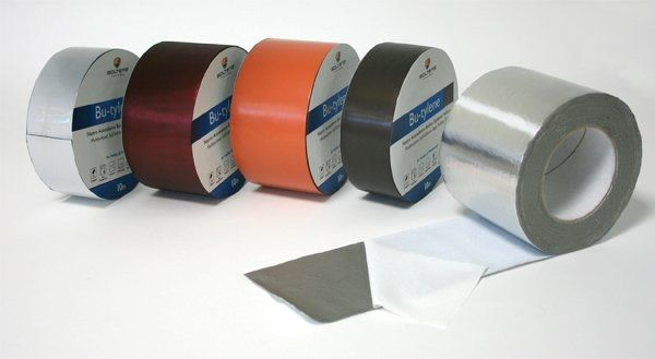 Cinta Adhesiva de Aluminio Cinta Adhesiva Con Refuerzo de