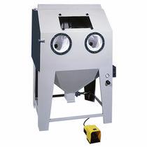 Cabina de arenado de presión / manual