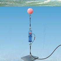 Aparato de vigilancia de presión / multi-parámetros / para el agua