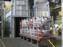 Horno tratamiento térmico / de recocido / de oxidación / de cámara