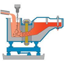 Horno de homogeneización / de cámara / de combustión / continuo