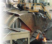 Horno de fusión / de coladas / de mantenimiento / de retorta rotativa