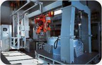 Máquina de moldeo en coquilla de baja presión