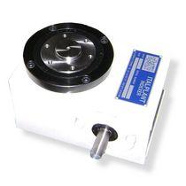 Indexador rotativo / con leva globoidal / para motor paso a paso