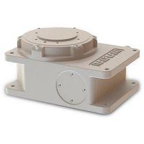 Mesa rotativa accionada por motor / horizontal / para sala blanca / compacta