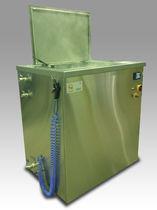 Máquina de limpieza por ultrasonidos / automática / para la industria del automóvil / de inmersión