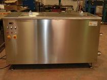 Máquina de limpieza por ultrasonidos / automática / de proceso / con canastas