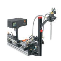 Mezclador-dosificador bicomponente / de pistón