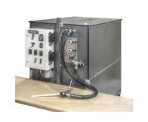 Mezclador-dosificador de resinas / con bomba volumétrica / móvil