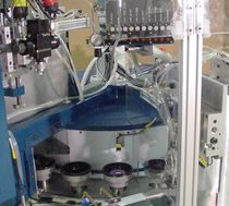 Máquina de colada centrífuga