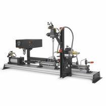 Mezclador-dosificador de resinas / de pistón / bicomponente