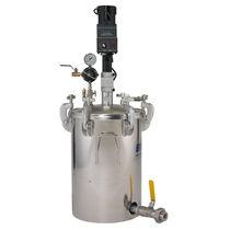 Depósito de acero inoxidable / de acero galvanizado / a presión / de desgasificación