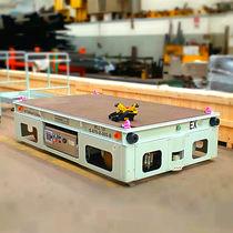 Carretón autopropulsado alimentado por batería