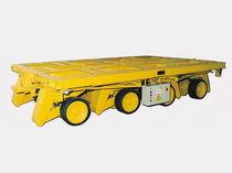 Remolque de 4 ejes / para equipamiento industrial / plataforma