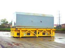 Carretilla de transporte / de manipulación / para cargas pesadas / alimentada por batería