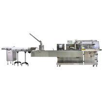 Estuchadora vertical / para la industria cosmética / para productos lácteos / para productos de confitería