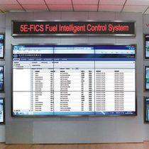 Sistema de control de combustible / de vigilancia / en línea