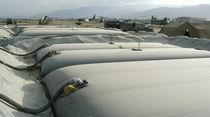 Depósito de combustible / de agua / flexible / de almacenaje