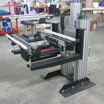 Elevador de columnas / hidráulico / para transportador / de manipulación
