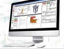 Software de gestión de almacenes WMS / en tiempo real / automatizado