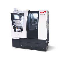 Centro de torneado-fresado CNC / horizontal / 5 ejes / de alta eficacia