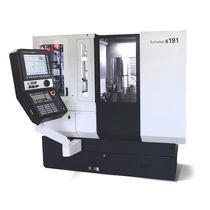 Centro de torneado-fresado CNC / horizontal / 7 ejes / de motor lineal